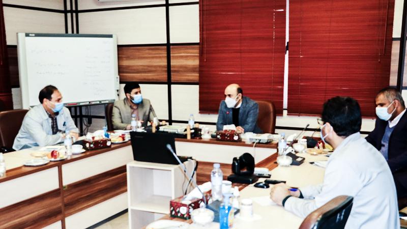 برگزاری جلسه هیئت مدیره شرکت صنیع کاوه